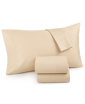 Closeout Charter Club Luxury Queen 4pc Sheet Set 700 Thread Count Egyptian Cotton Blend Created for Macys Bedding