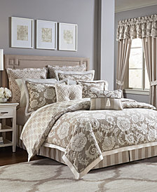 Croscill Anessa Queen 4-Pc. Comforter Set