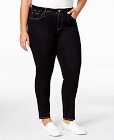 Hydraulic Trendy Plus Size Lola Skinny Jeans