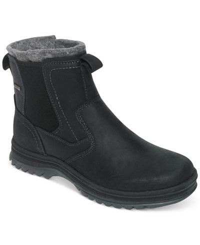 Rockport Men's World Explorer Waterproof Chelsea Boots