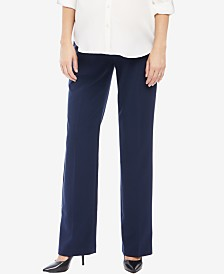 Motherhood Maternity Wide-Leg Pants
