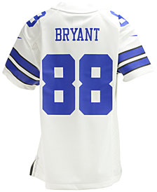 Nike Dex Bryant Dallas Cowboys Game Jersey, Big Boys (8-20)