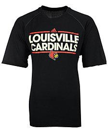 adidas Men's Louisville Cardinals Dassler T-Shirt