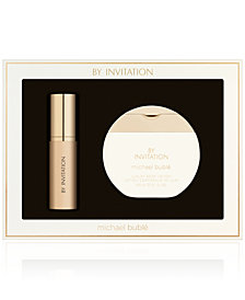 Michael Bublé  By Invitation 2-pc Gift Set