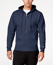 Champion Men's Powerblend Fleece Zip Hoodie