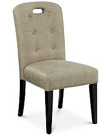 Bartlett Slot Back Parson Chair, Quick Ship