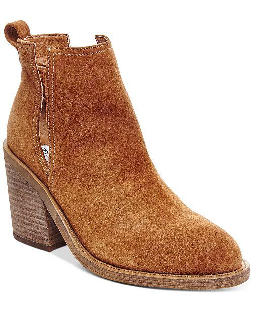 cf984d65197 Steve Madden Women's Sharini Cut-Out Booties & Reviews - Boots ...