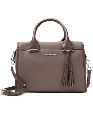 MICHAEL Michael Kors Geneva Large Satchel - Handbags & Accessories ...