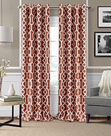 "Grayson 52"" x 84"" Blackout Curtain Panel"