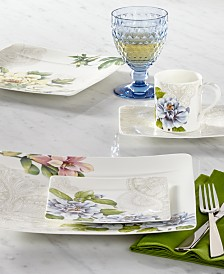 Villeroy & Boch Quinsai Garden Dinnerware Collection