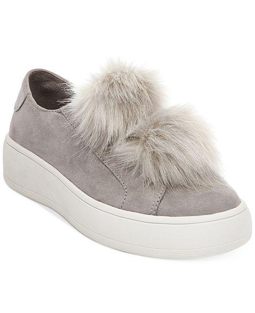 Steve Madden Bryanne Platform Sneaker (Women's) C5MRFw4sa