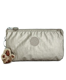 Kipling Creativity Large Metallic Pouch