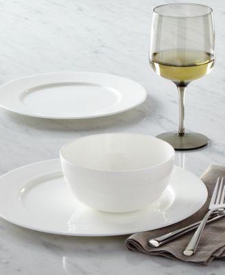 Hotel Collection Dinnerware Bone China Created for Macy\u0027s & Hotel Collection Dinnerware Set of 4 Bone China Mugs - Fine China ...
