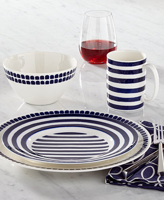 Kate Spade Charlotte Street North Collection Dinnerware