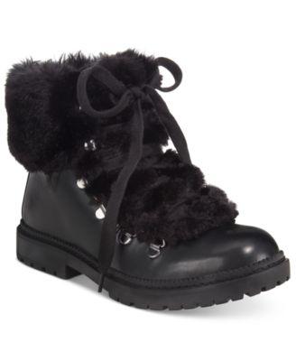 INC International Concepts Women\u0027s Pamelia Boots, Only at Macy\u0027s