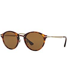Polarized Sunglasses , PO3166S