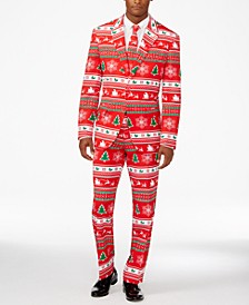 Men's Winter Wonderland Christmas Suit