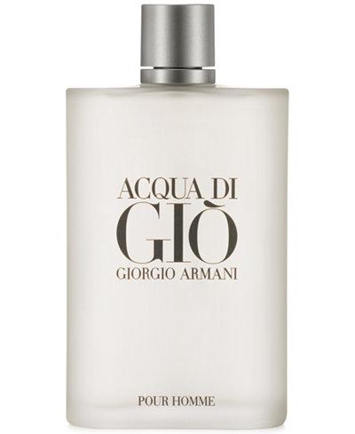 Giorgio Armani Acqua di Giò Jumbo Eau de Toilette Spray, 10.1 oz