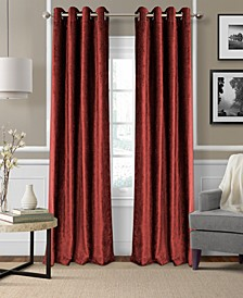 "Victoria Velvet 52"" x 84"" Thermal Curtain Panel"