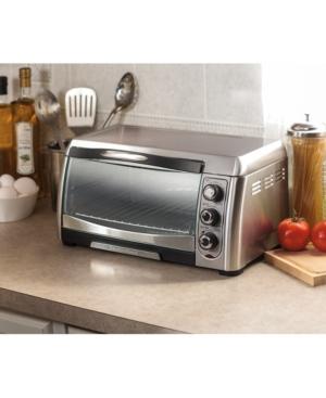 Hamilton Beach 6 Slice Convection Toaster Oven