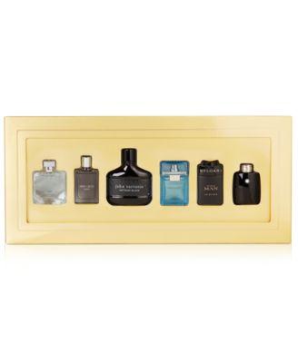 Men's Fragrance 6-Pc. Coffret Gift Set, Created for Macy's! - Shop ...