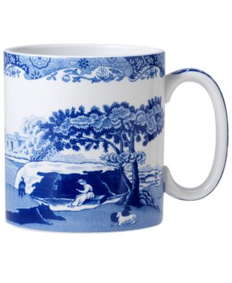 """Blue Italian"" Mug"