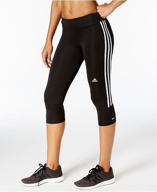 7d5537c5d6b5 adidas Response Climalite Running Capri Leggings   Reviews - Pants ...