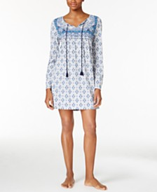 Juniors Pajamas and Sleepwear - Macy's
