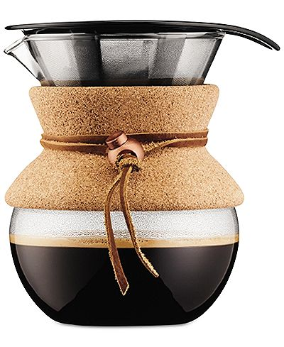 Bodum Pour Over Coffee Maker Bed Bath And Beyond : Bodum 17-Oz. Pour-Over Coffee Maker - Coffee, Tea & Espresso - Kitchen - Macy s