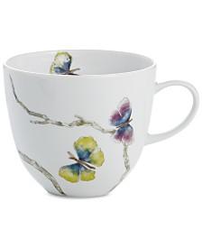 Michael Aram Butterfly Ginkgo Dinnerware Collection Mug
