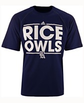 adidas Men s Rice Owls Dassler T-Shirt 7f5fd59d5