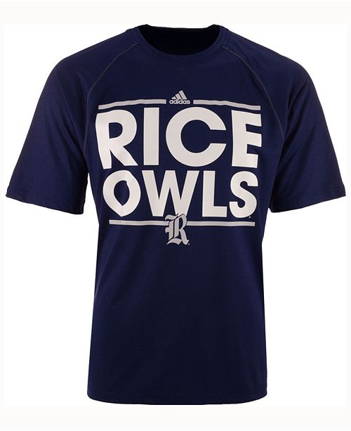 adidas Men's Rice Owls Dassler T-Shirt