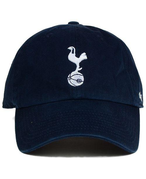 275bfaf6df4 47 Brand Tottenham Hotspur FC CLEAN UP Cap   Reviews - Sports Fan ...