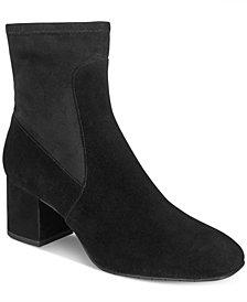 Kenneth Cole New York Women's Nikki Block-Heel Booties