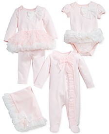 Tutu Layette Collection, Baby Girls, Created for Macy's