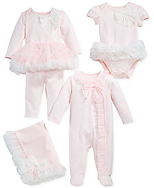 First Impressions Tutu Layette Collection, Baby Girls, Created for Macy's