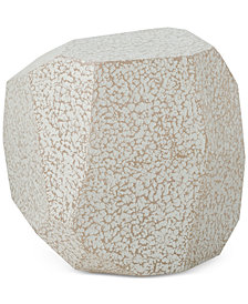 CLOSEOUT! Zuo Fame Fiber Glass Illuminated Stool