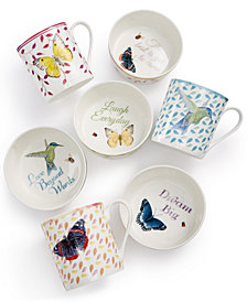 Lenox Butterfly Meadow Everyday Celebrations Gifting Collection