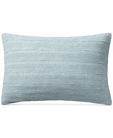 CLOSEOUT! DKNY Loft Stripe Jade King Sham