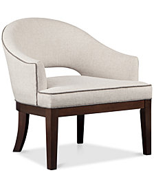 Natasha Accent Chair, Quick Ship