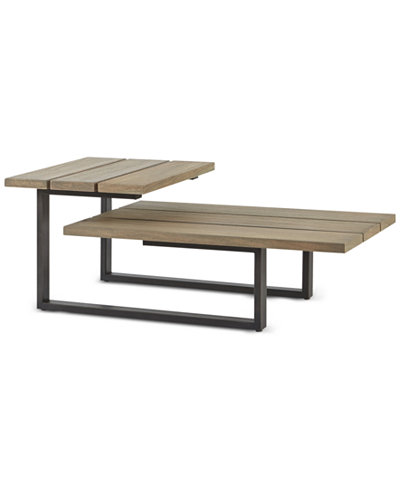 Delano Coffee Table, Quick Ship