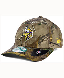 New Era Minnesota Vikings The League Realtree 9FORTY Cap