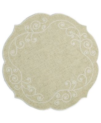 French Perle Placemat