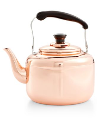 Heirloom Copper Tea Kettle, Created for Macy's