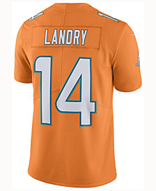 Nike Men's Jarvis Landry Miami Dolphins Limited Color Rush Jersey