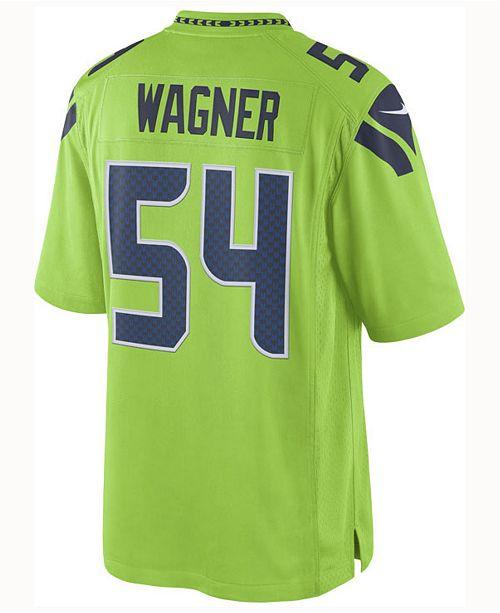 san francisco 8923c 0e262 Nike Men's Bobby Wagner Seattle Seahawks Limited Color Rush ...