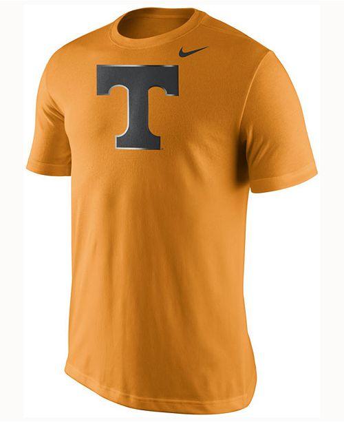 Nike Men's Tennessee Volunteers  Champ Drive Reflective Logo T-Shirt
