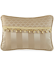 "Waterford Anya 12"" x 18"" Decorative Pillow"
