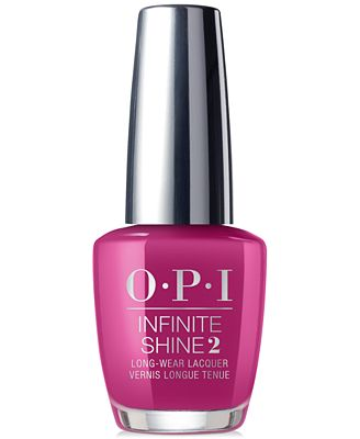 OPI Infinite Shine Shades Pompeii Purple