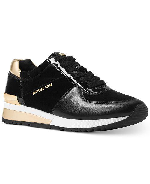 f332d711 Michael Kors Allie Wrap Trainer Sneakers & Reviews - Athletic Shoes ...
